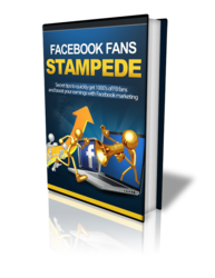 Facebook Fans Stampede Entire Collection